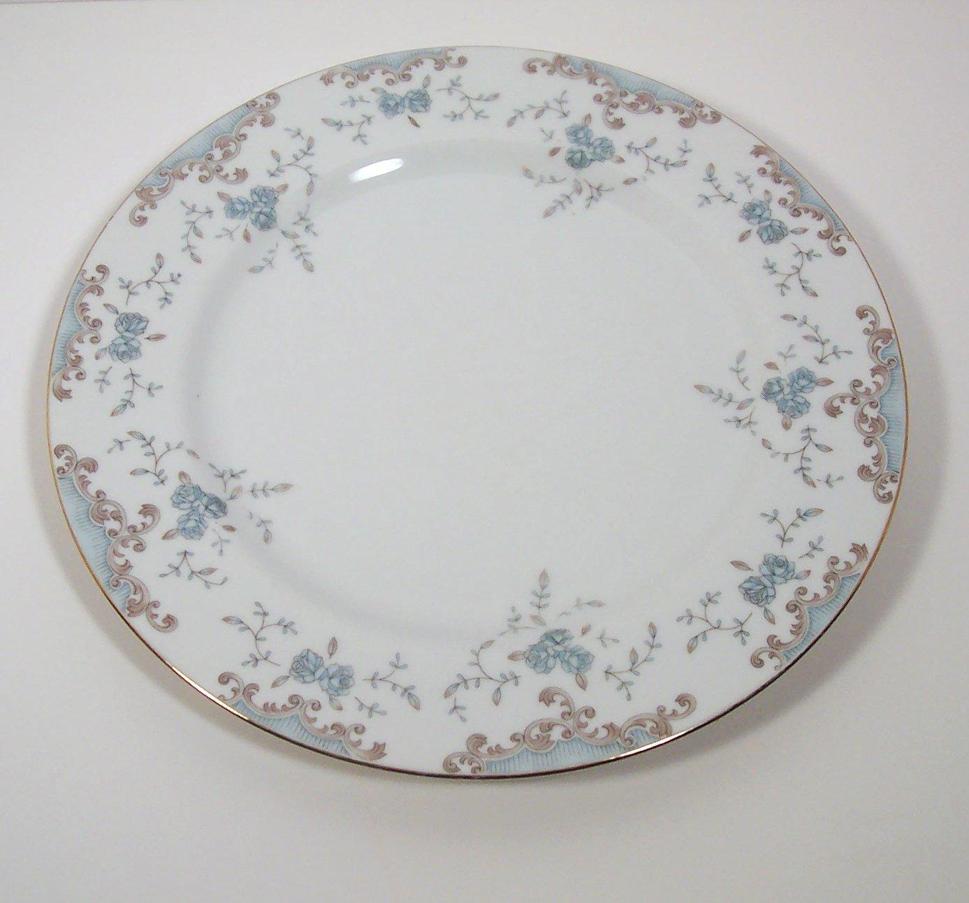 & Mikasa Fine China Seville Dinner Plate 10 3/8