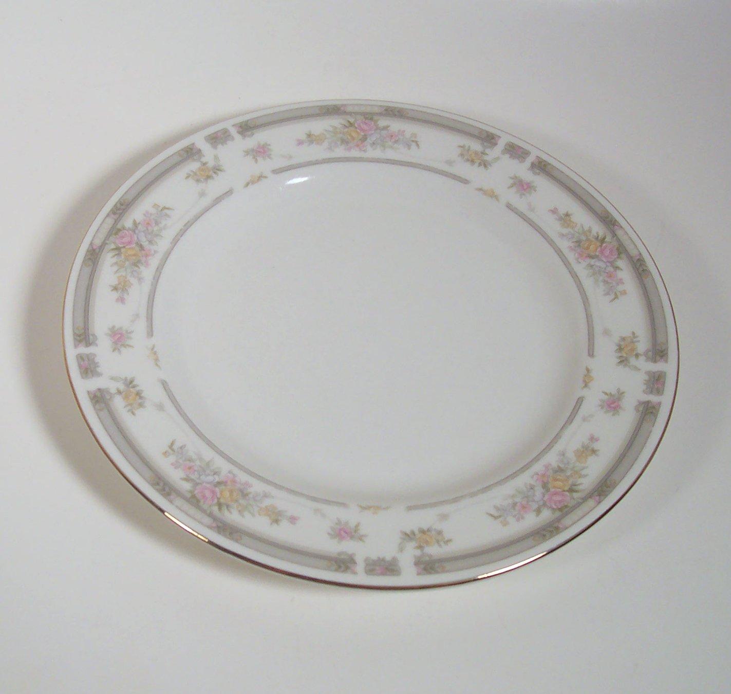 & Farberware Southampton Salad Plate Fine China 1992 pattern 223K