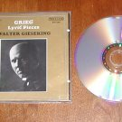 Grieg: Lyric Pieces Gieseking [Audio CD]