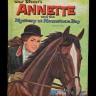 "1962 Whitman ""Annette, Mystery at Moonstone Bay"""
