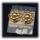 Vintage Sarah Coventry Earrings on Card