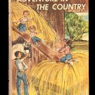 """1961 """"The Bobbsey Twins Adventure in the Country"""