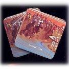 Quantity of Vintage Sportsman's Park Coasters