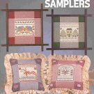 'Hopscotch Samplers' Cross-Stitch Patterns