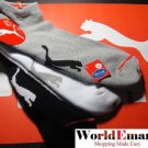 PUMA socks 3 pairs no show mens 10-13 NWT ultra