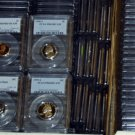 DEALER LOT ~ 120 PROFESSIONALLY CERTIFIED COINS~