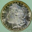 1888-O  Morgan $1 NTC MS65 DMPL