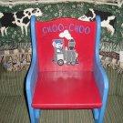 Choo Choo Train Chair