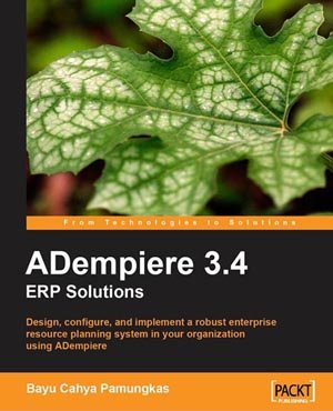 ADempiere 3.4 ERP Solutions (With Source Code)