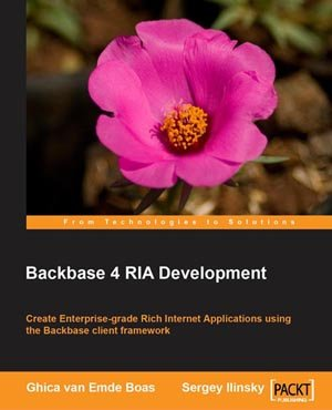 Backbase 4 RIA Development (With Source Code)