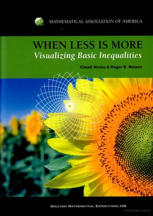 When Less is More: Visualizing Basic Inequalities