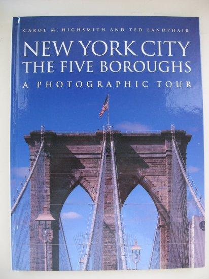 New York City-A Photograghic Tour
