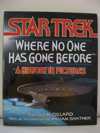 """Star Trek """"A History In Pictures"""""""