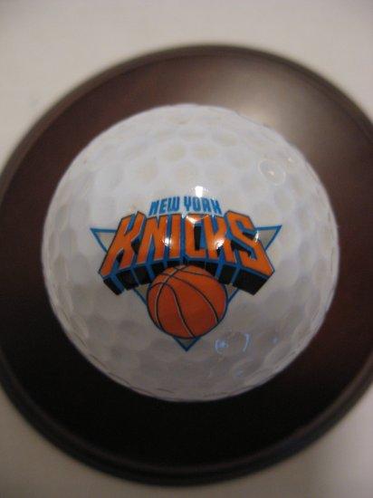 Vintage New York Knicks Golf Ball