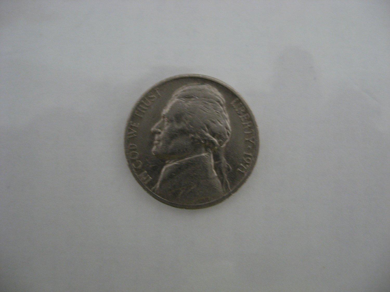 1971 Nickel