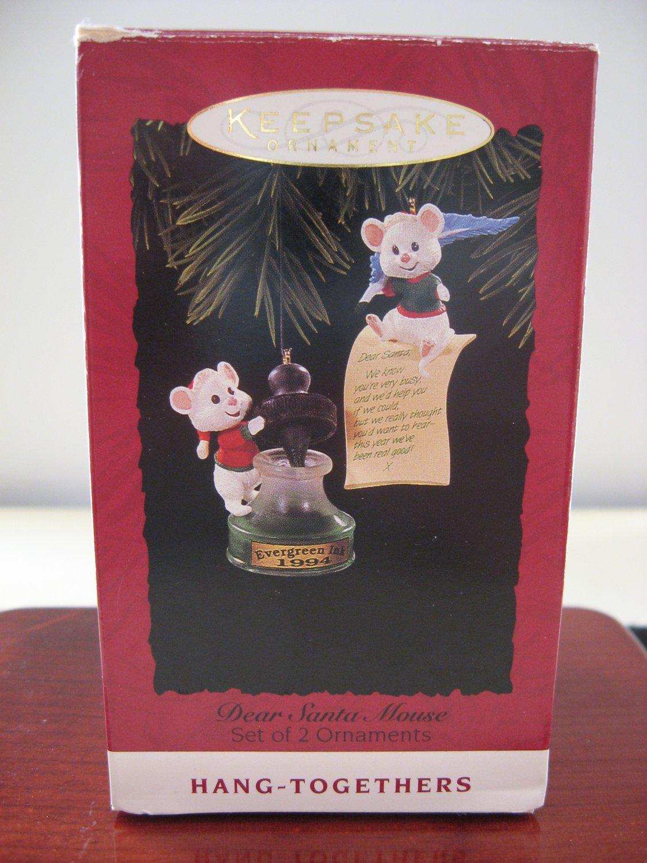 Dear Santa Mouse