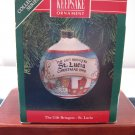 The Gift Bringers - St. Lucia Ornament