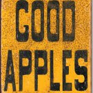 Good Apples