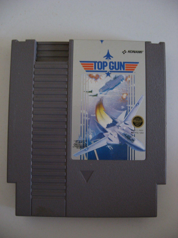 Top Gun - Game Cartridge