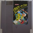 Skate Or Die - Game Cartridge