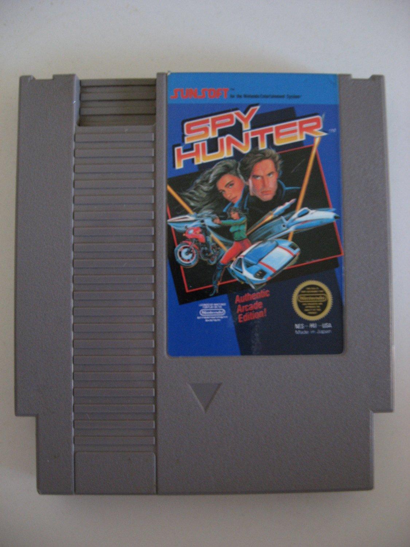 Spy Hunter  -  Game Cartridge