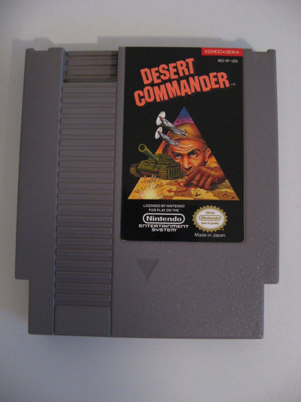 Desert Commander - Game Cartridge