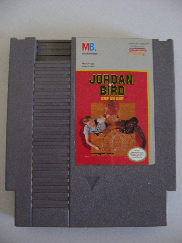 Jordan Vs Bird  -  Game Cartridge