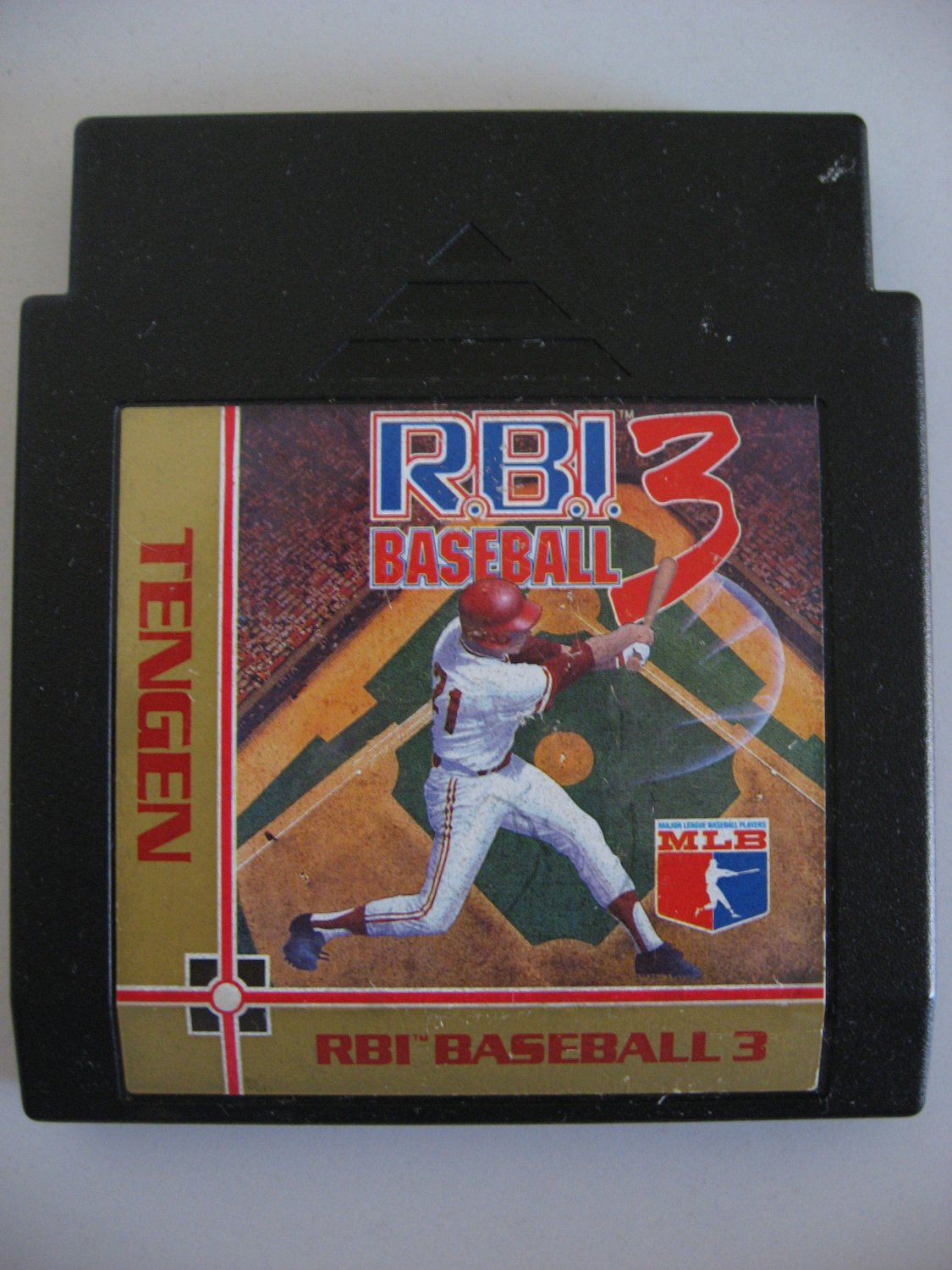 RBI Baseball 3  -  Game Cartrdige