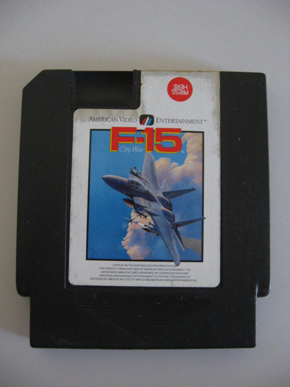 F-15 - Game Cartridge