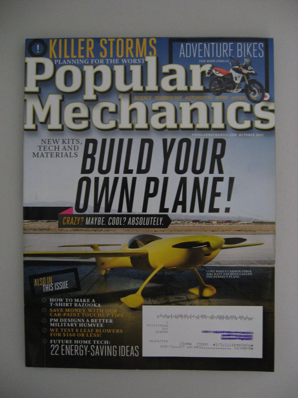 Popular Mechanics Magazine - Back Issue