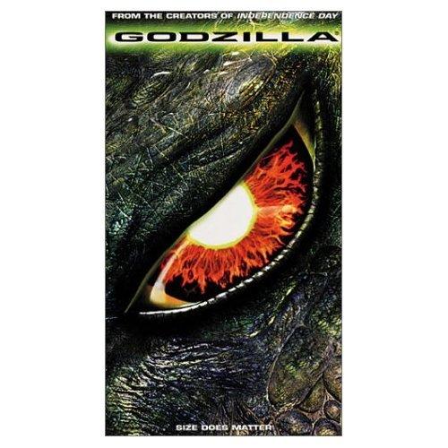 Matthew Broderick - Godzilla  (VHS)