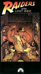 Harrison Ford - Raiders Of The Lost Ark (VHS)