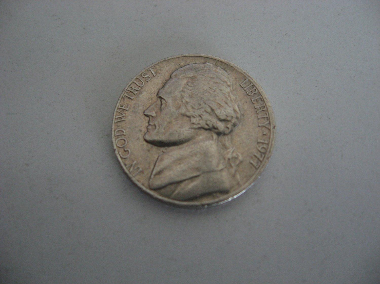 1977 Nickel