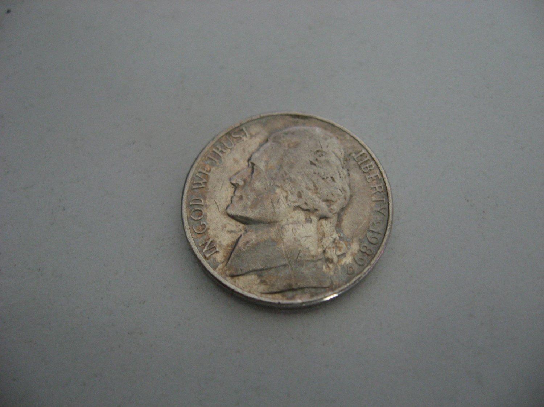 1989-D Nickel