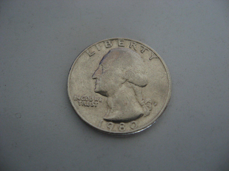 1980-P Quarter