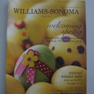 Vintage Williams & Sonoma Catalog