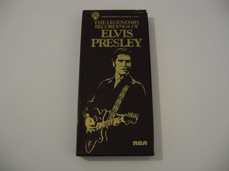 Elvis Presley - The Legendary Recordings