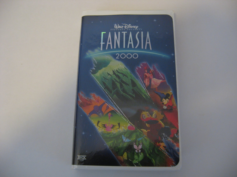 Walt Disney's - Fantasia 2000   (VHS)