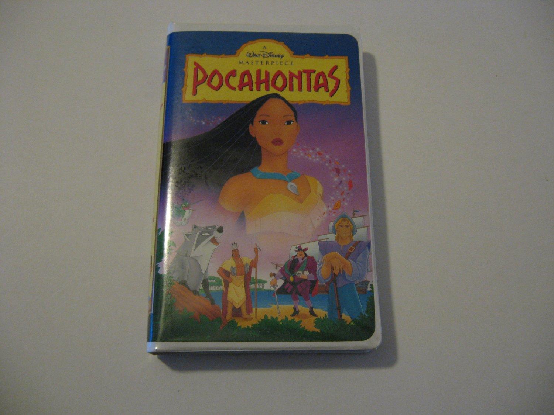 Walt Disney's - Pocahontas  (VHS)