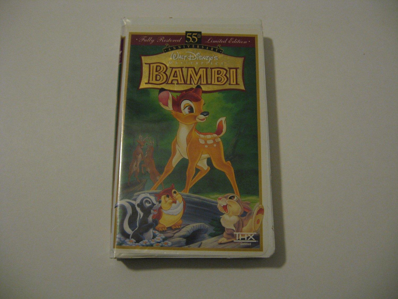 Walt Disney's  - Bambi  (VHS)