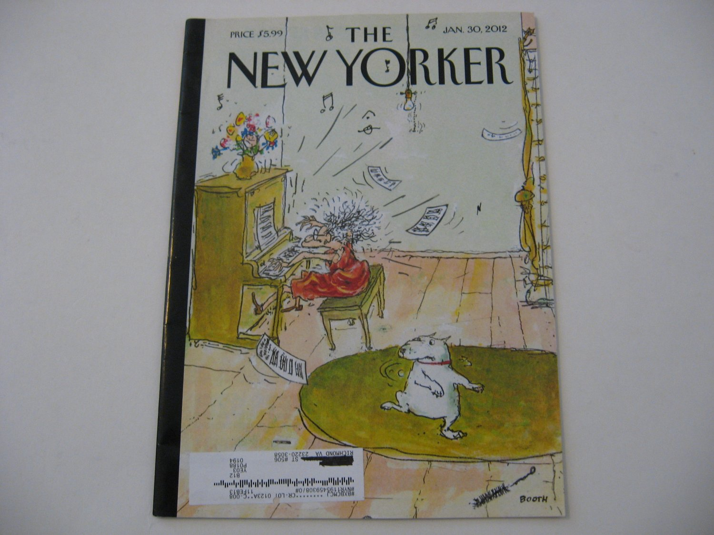 The New Yorker Magazine - January 30, 2012