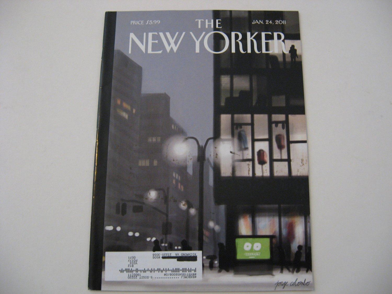 The New Yorker Magazine - Jan. 24, 2011
