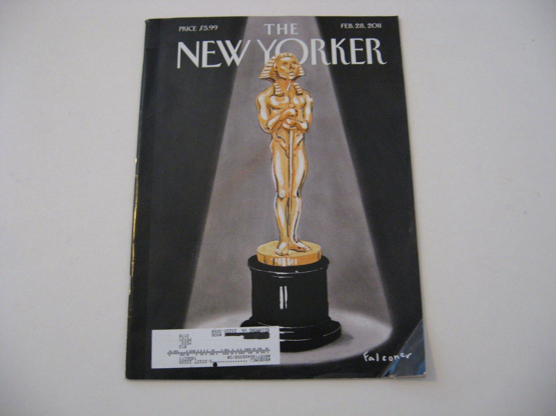 The New Yorker Magazine - Feb. 28, 2011