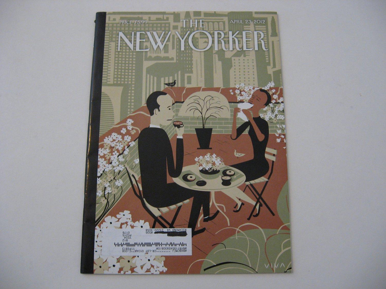The New Yorker Magazine - April, 23, 2012