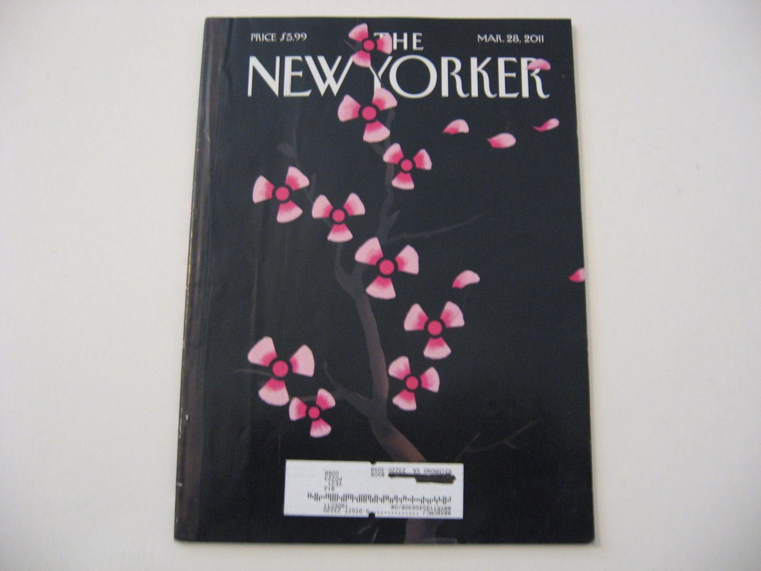The New Yorker Magazine - Mar. 28, 2011
