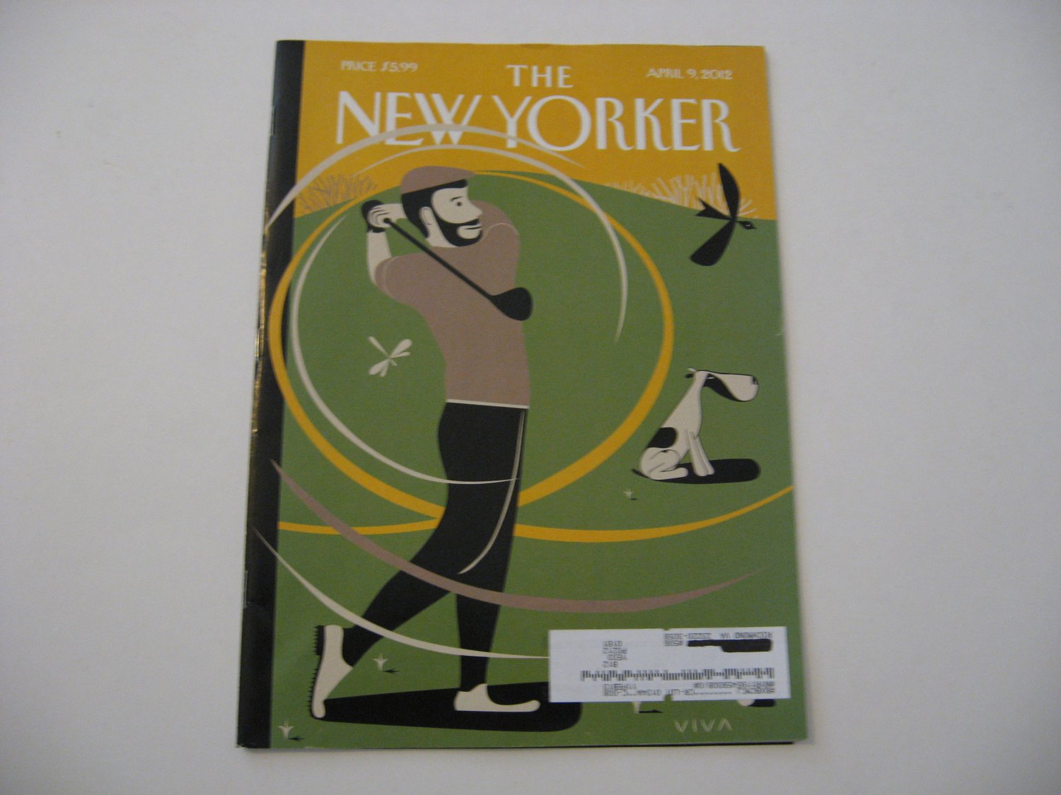The New Yorker Magazine - April 9, 2012