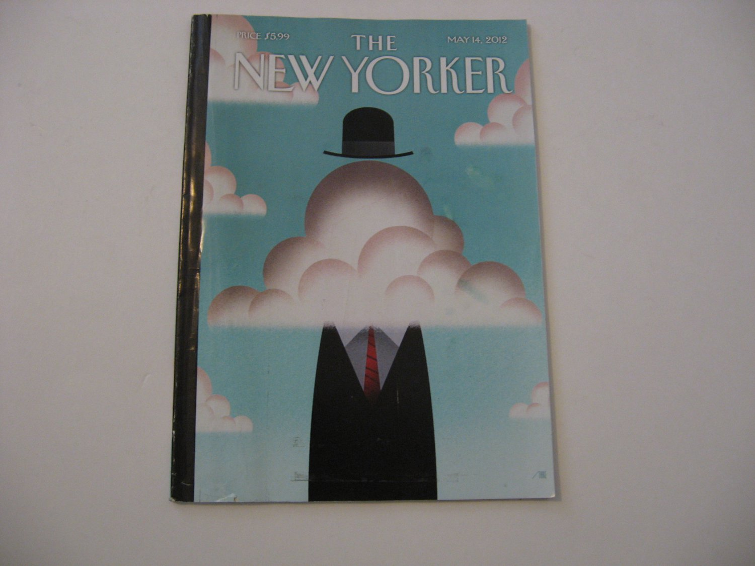 The New Yorker Magazine - Issue Date - May 14, 2012