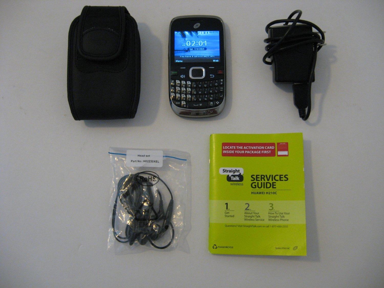 Huawei Prepaid Cell Phone (Straight Talk)