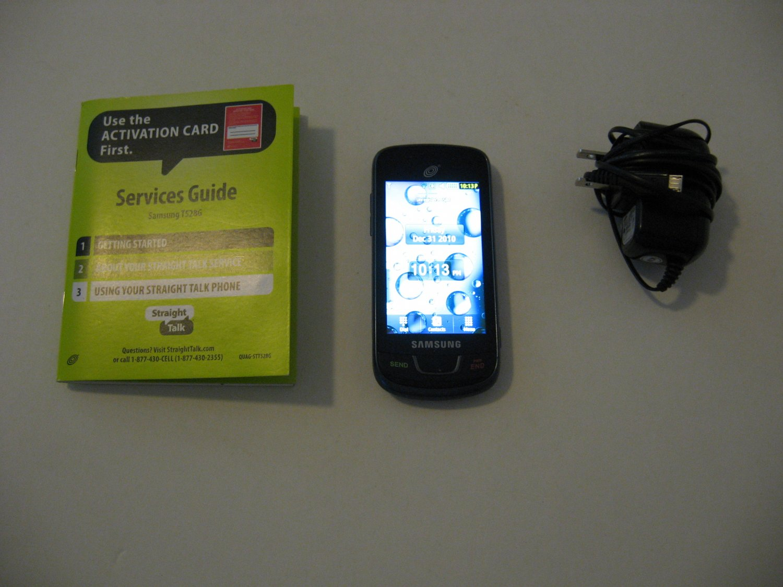 Samsung T528G - Wi-Fi - Touch 3G - Prepaid Cell Phone (Straight Talk)