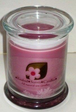 Freesia Soy Candle 12 oz. jar